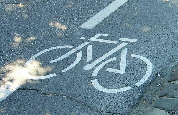 Lubiana in bici