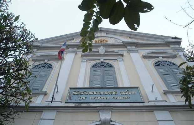 The National Gallery of Bangkok