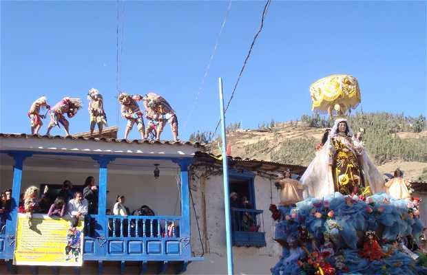 Paucartambo y la Fiesta de la Virgen del Carmen