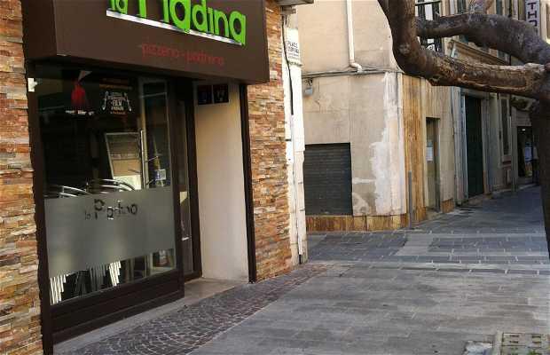 Restaurante La piadina