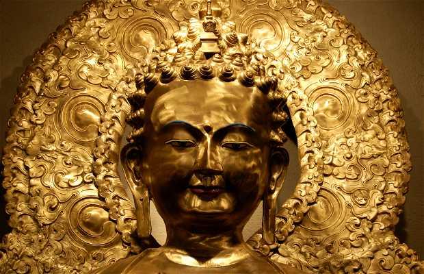 Monasterio Budista del Garraf