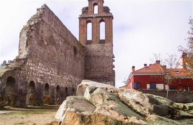 Ruinas del Monasterio de los Jerónimos