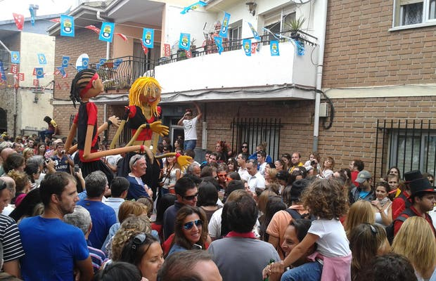 Fiesta of Moralzarzal