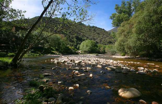 Área recreativa río Najerilla