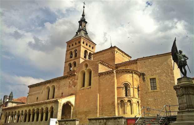 Chiesa di San Martín