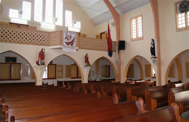 San Martín de Tours church