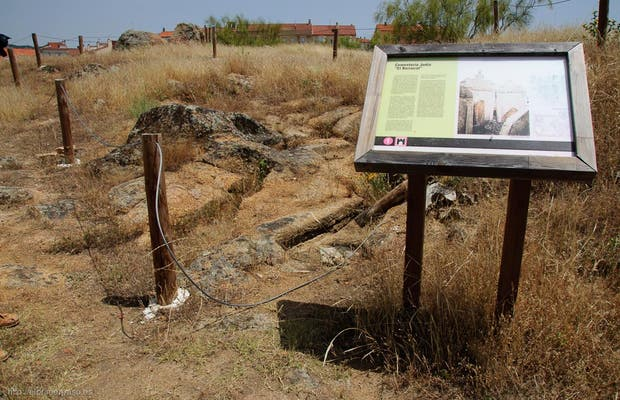 Cementerio judío de Plasencia