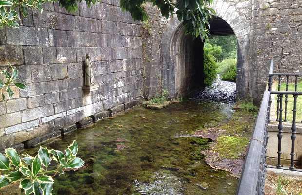 Área recreativa del nacimiento del río Eo