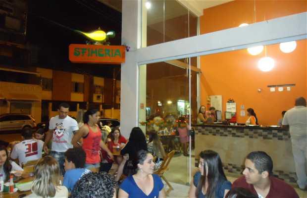 Restaurante Sfiheria