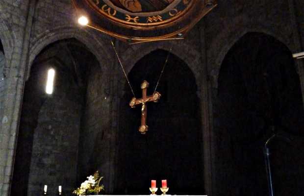 Iglesia de Santa Coloma de Queralt