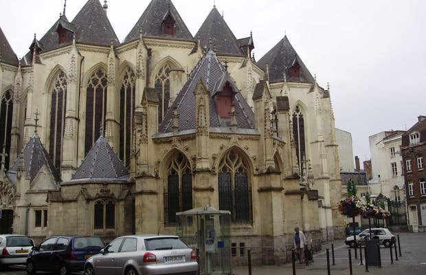 Iglesia Saint-Maurice