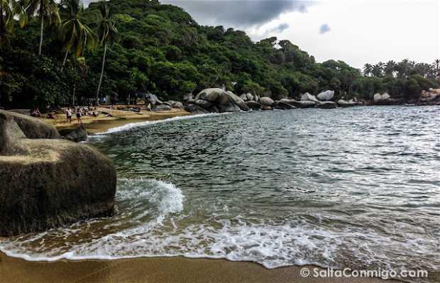 Playa la Arenilla