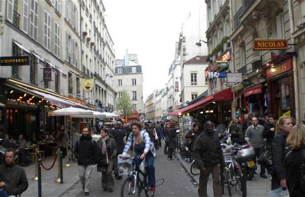 Marché de la rue de Buci