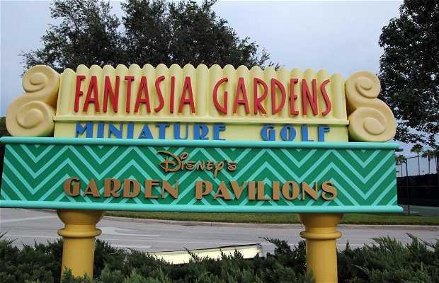 Disney 39 S Fantasia Gardens Miniature Golf Course A Lake Buena Vista 3 Opinioni E 23 Foto