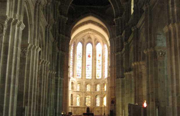 Cathédrale Saint Lazare