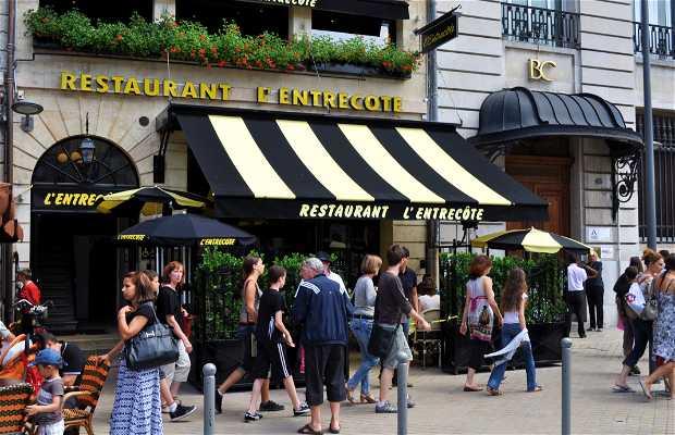 Restaurante L'Entrecôte