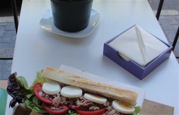 Serendipity Bakery & Coffee Shop