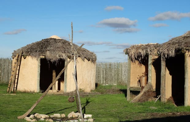 Parque Arqueologico de Roa de Duero