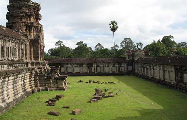 Giardini di Angkor Wat