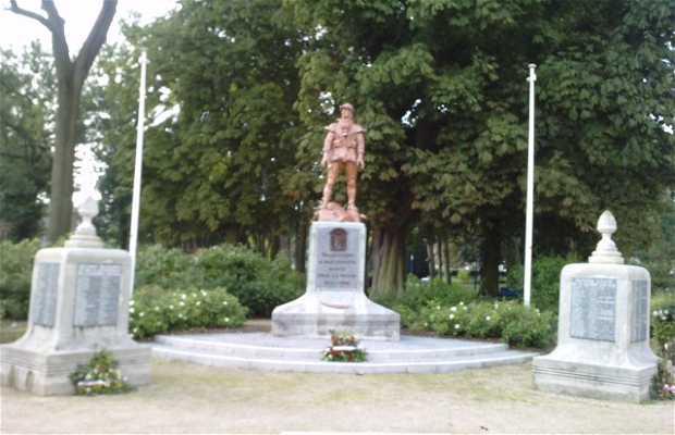 Memorial de las víctimas de guerra
