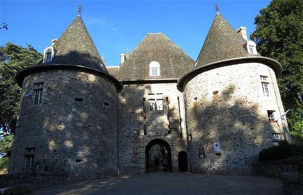 Castillo de Pompadour