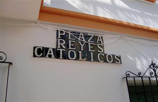 Plaza Reyes Católicos