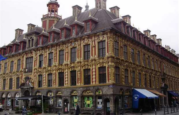 Antica borsa di Lille