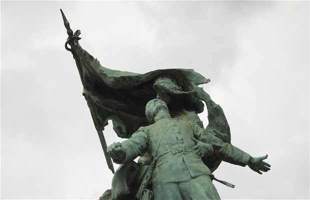Estatua de Villebois Mareuil