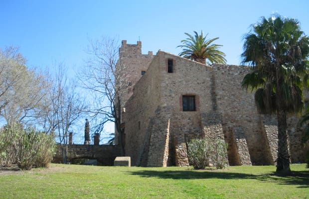 Castle of Vilafortuny