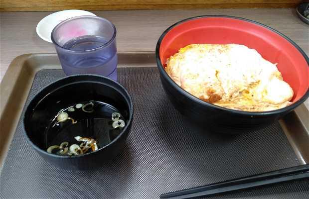 Nadai Fuji Soba Restaurante