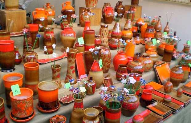 XXX Feria de Alfarería Ciudad de León