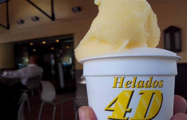 Heladería 4D