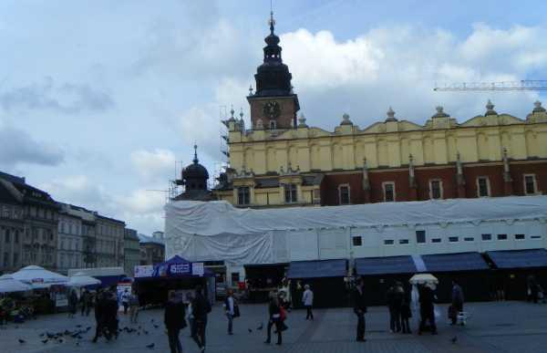 Cracovie Belle Ville