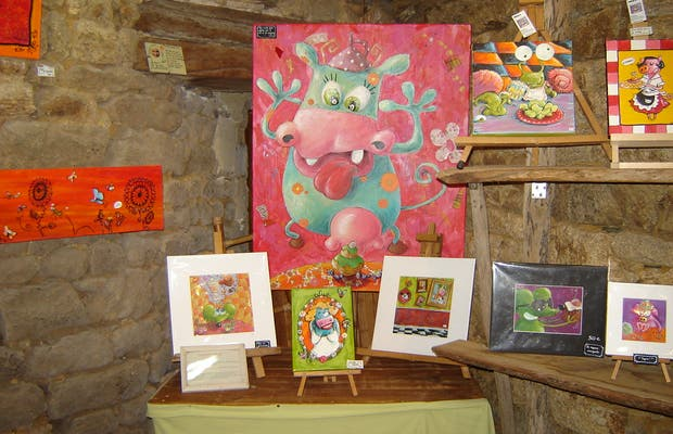 Galería Récréartiste peintre