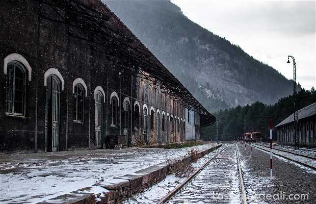 Stazione internazionale di Canfranc