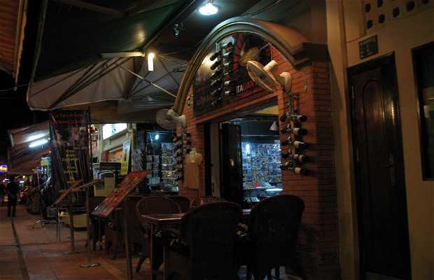 Restaurantes en Phsar Chas