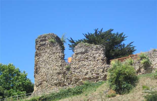 Talmont Castle