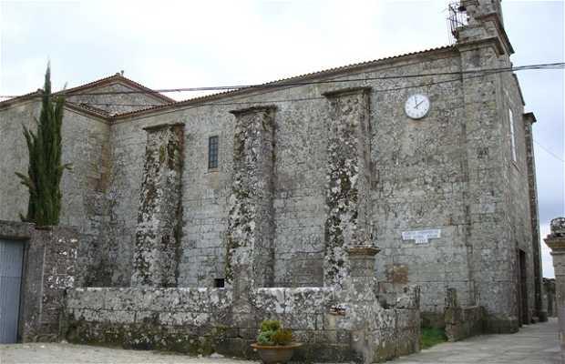 Iglesia Parroquial de San Pedro de Bande