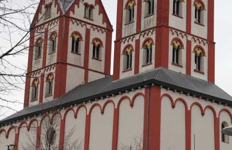 Collégiale Saint Barthélemy