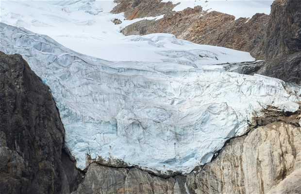 Pumacilla Glacier