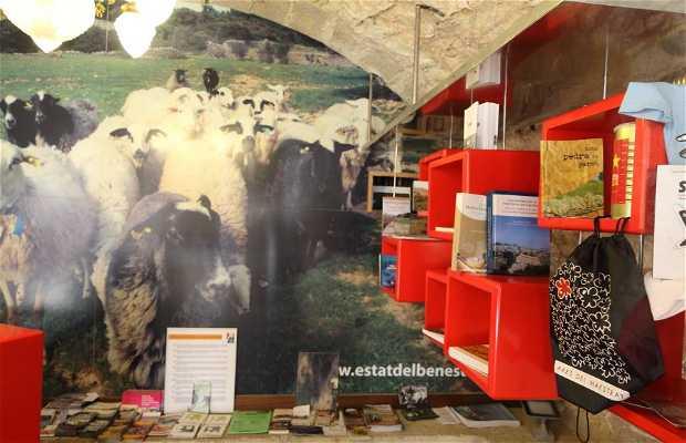 Oficina de turismo de Ares del Maestre