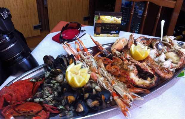 Restaurante-Marisquería O Meu Lar