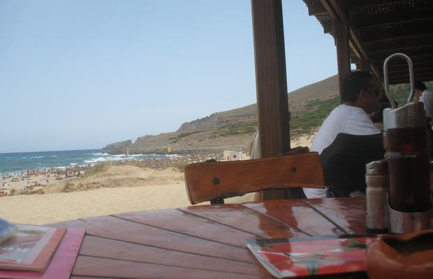Restaurante Mirablau