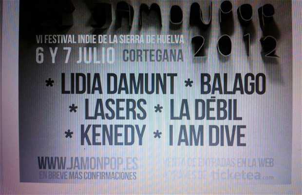 Festival Música Independiente JamónPop