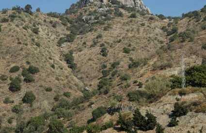 Roccia del Hierro a Cútar