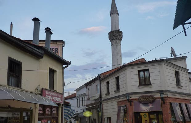 Ciudad Vieja de Skopje