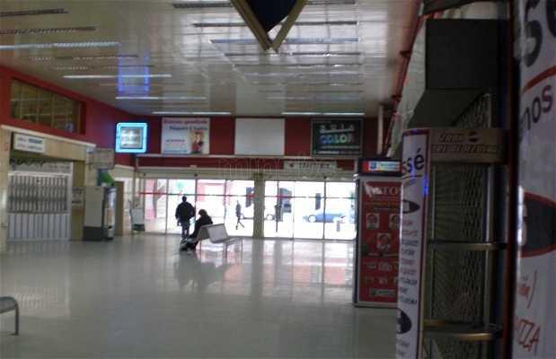 Valladolid Bus Station