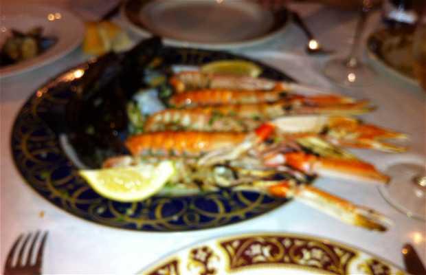 Restaurante Galicia Mar