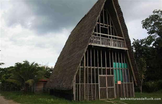 Poblado Comunidades Nativas