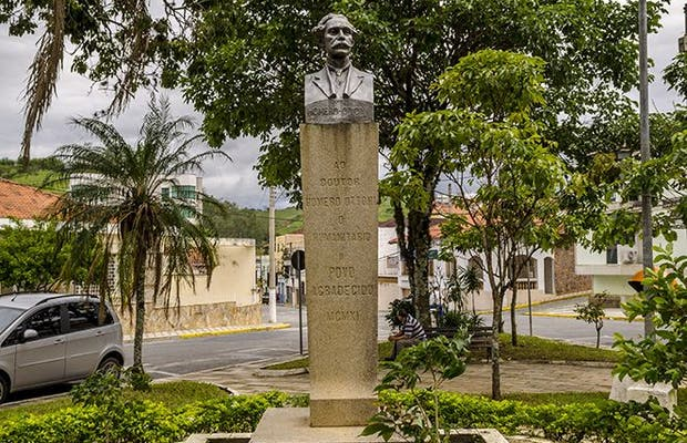 Praça Homero Otoni